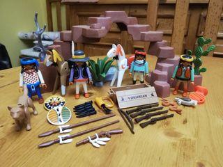 Indios Exploradores Playmobil ref. 3878