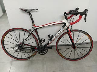 Bicicleta carretera carbono talla 54, 180