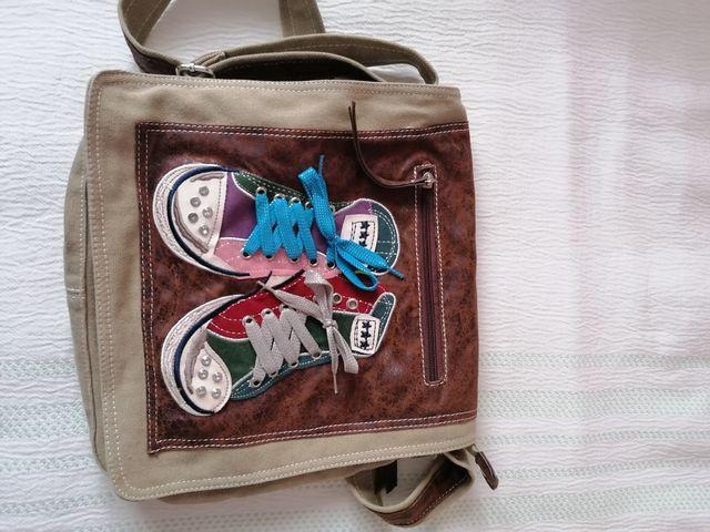 Bolso de zapatillas