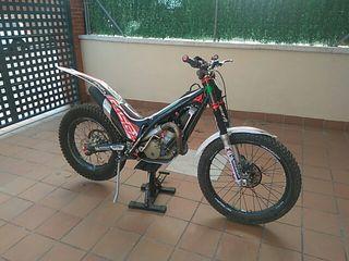 Gas gas txt 300 edición Raga 2012