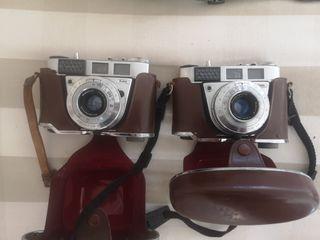 2 cámaras antiguas KODAK PRONTOR 500 LK