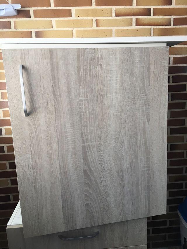 Muebles cocina, dos módulos de segunda mano por 90 € en ...