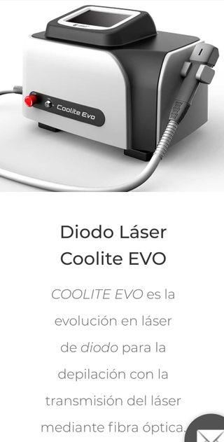 laser diodo fibra óptica