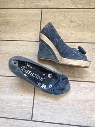 Zapatos faracion