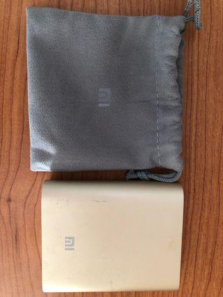 Batería portátil xiaomi