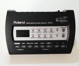 Módulo de Batería Electrónica Roland