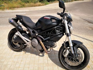Ducati Monster 696+ ABS Dark 2013