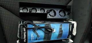 Ventiladores de refrigeración Ps4