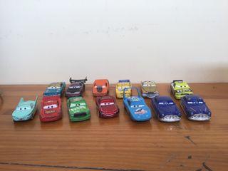 colección coches de juguete cars 1