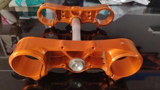 tijas mecanizadas power parts ktm 18-20