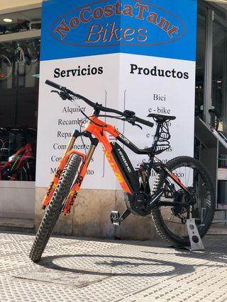 Bici Eléctrica Haibike