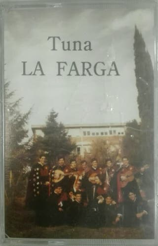 Tuna La Farga. Cinta de cassette ¡NUEVO!.