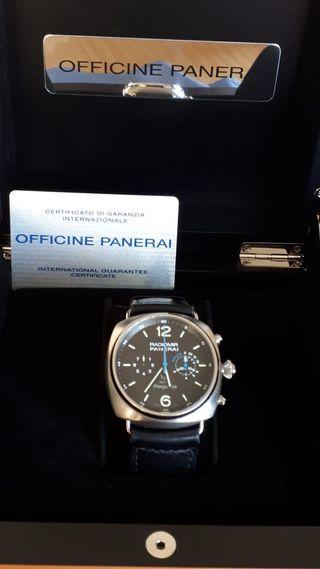 Panerai radiomir regatta titanium Pam 343