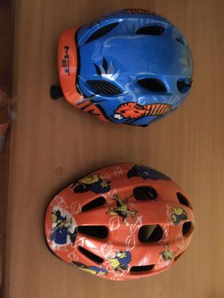 Casco bicicleta niño / niña
