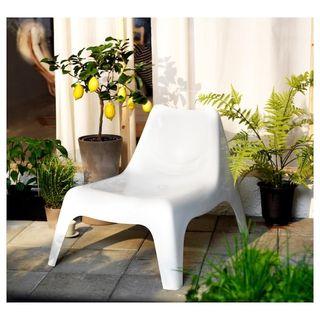 Pack 3 sillones exterior IKEA/ Sillas jardín