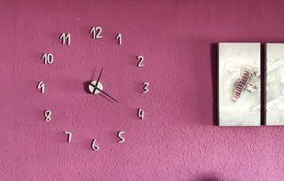 Reloj de pared impresión 3D