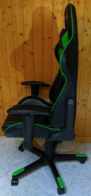Silla Gaming DxRacer Verde