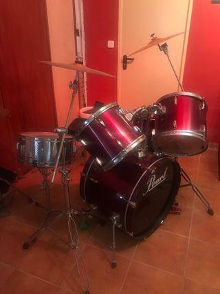 Pearl acústica más platos