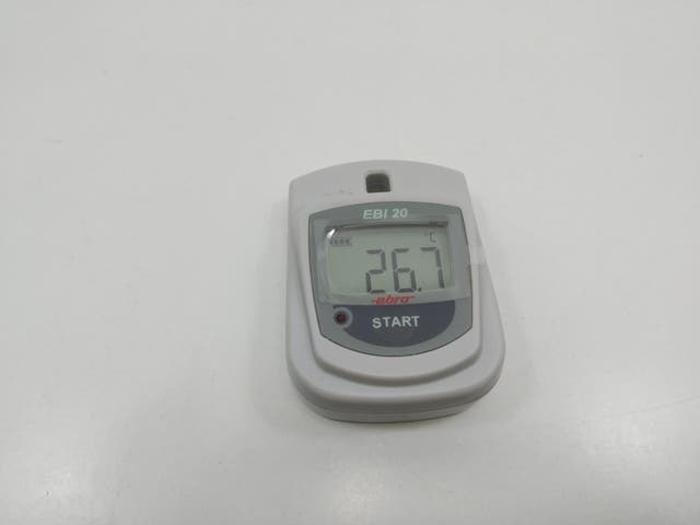 Sensor de Temperatura Interior EBRO EBI 20-T 91629