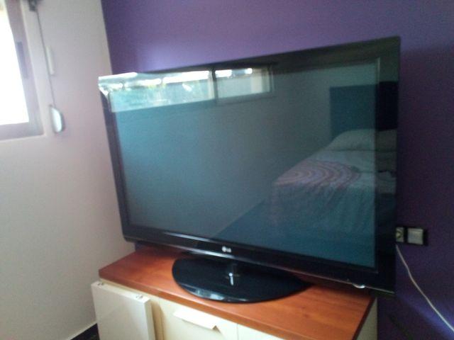 TV LG plasma 60 pulgadas para piezas