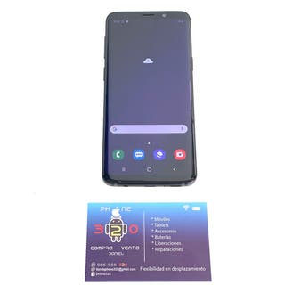 Samsung Galaxy S9 64Gb ORIGINAL FACTURA GARANTÍA