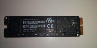 Macbook pro - Disco duro SSD 128 GB original