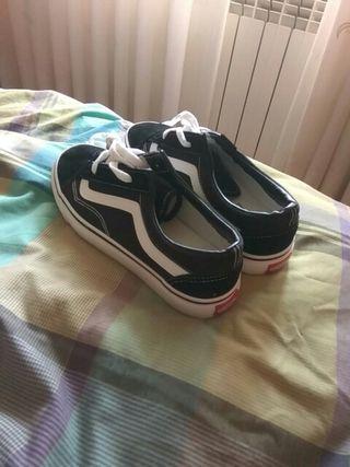 zapatillas imitacion vans mujer