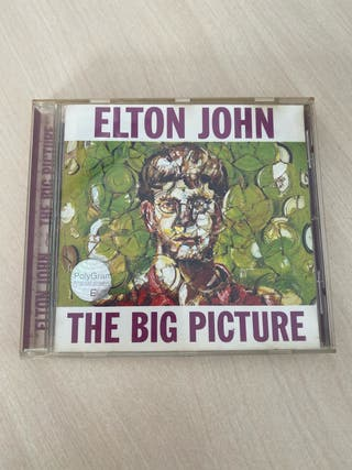 Elton John: The Big Picture CD