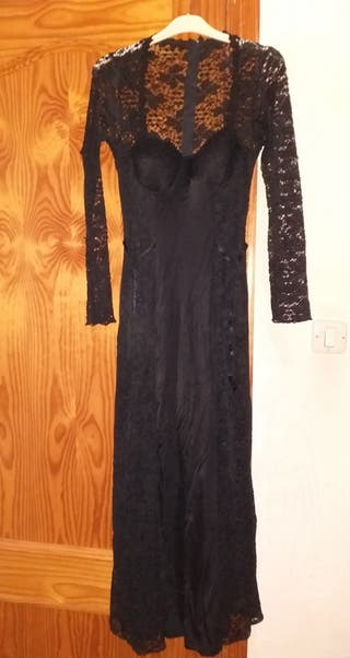 Vestido gótico