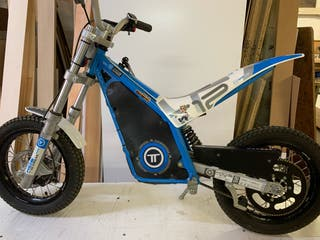Moto eléctrica Torrot T12 gas gas kids