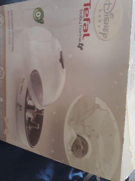 esterilizador bibis microondas nuevo