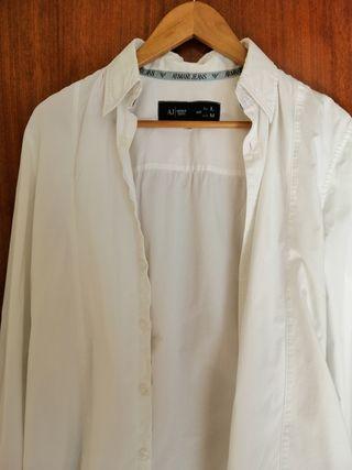 Camisa raya diplomática de segunda mano por 5 € en Ocaña en