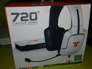 TRITTON 720+ 7.1 DOLBY DIGITAL EX (7.1 REAL)