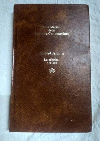 Libro La arboleda perdida de Rainel Alberti 1983