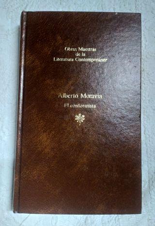 Libro El conformista de Alberto Moravia 1983