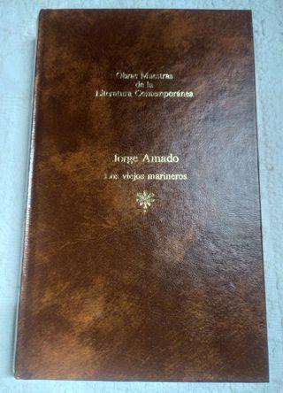 Libro Los viejos marineros de Jorge Amado 1983