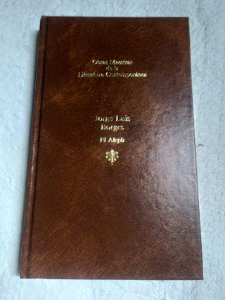 Libro El Aleph de Jorge Luis Borges 1983