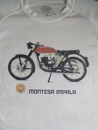 camiseta montesa impala