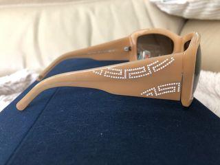 Gafas sol versace con cristales swaroski(pvp 330)