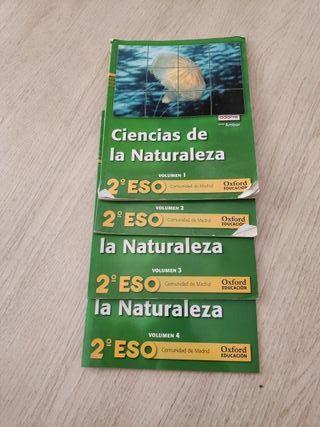 Ciencias de la Naturaleza 2° ESO oxford Educacion