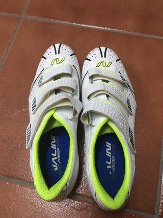 Zapatillas ciclismo nalini
