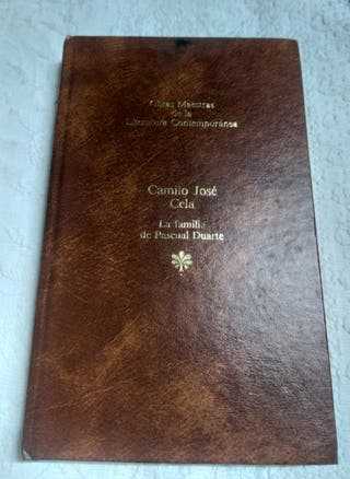 Libro La familia de Pascual Duarte de Camilo José