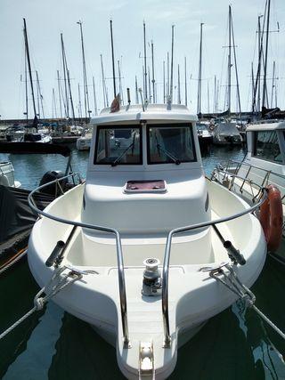 Barco + Amarre en Port Masnou