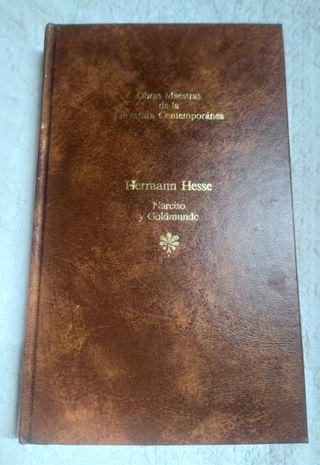 Libro Narciso y Goldmundo de Hermann Hesse 1983