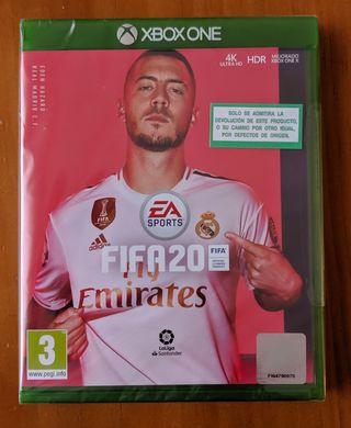 FIFA 2020. XBOX ONE