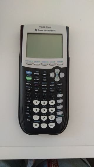 calculadora texas instrument ti-84 plus