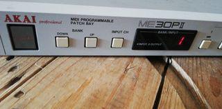Patch Bay MIDI programable Akai Professional