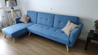 sofá cama chaisloungue
