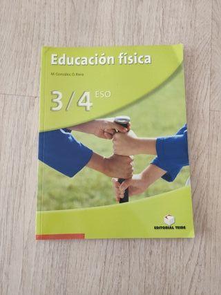 Educacion Fisica 3/4 ESO EDITORIAL TEIDE