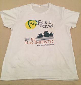 Camiseta papel